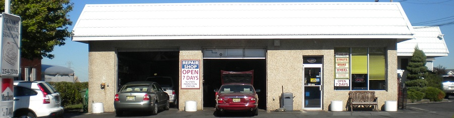Nj Vehicle Inspection >> Frank S Service Station In Sayreville New Jersey Auto